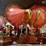 Dans ce musée, les gramophones sont de toutes les couleurs et de toutes les formes !