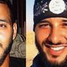 Les frères Mohamed-Aggad - Originaires du quartier de la Meinau, à Strasbourg, Foued (à gauche), 23 ans, et Karim, 25 ans, partent en Syrie fin 2013. L'aîné finit par rentrer en France, avant d'être incarcéré à Fleury-Mérogis. Foued reste sur place avec femme et enfant avant de se faire exploser le 13 novembre, au Bataclan.