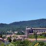 La basilique de Sainte-Marie-Madeleine de Saint-Maximin-la-Sainte-Baume, en Provence.