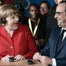 CAFÉ D'EUROPE. Jeudi 7 avril, Angela Merkel et François Hollande se sont retrouvés à Metz à l'occasion du 18ème Conseil des ministres franco-allemand. Avant d'évoquer les « Panama Papers », la crise des réfugiés, la lutte antiterroriste et la relance économique, la Chancelière allemande et le Président français ont participé à un « Café du monde », réunissant des jeunes issus des deux pays et de toutes origines. Une à deux fois par an, les deux dirigeants se rencontrent avec une quinzaine de membres de leur gouvernement respectif.