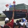 INAUGURATION. Après neuf ans de rénovations et d'agrandissement, le canal de Panama accueillait, dimanche 26 juin, un premier porte-conteneur chinois. Auparavant, ces imposants navires devaient passer par le Canal de Suez, plus grand, mais ces travaux devraient leur permettre de rejoindre le Pacifique ou l'Atlantique plus facilement. C'est un heureux événement pour ce pays d'Amérique centrale ébranlé, il y a peu, par les « Panama Papers ».