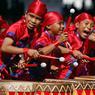 TAMBOUR BATTANT. À Jakarta, capitale de l'Indonésie, les habitants célèbrent la fête nationale, commémorant le 71ème anniversaire de l'indépendance. Le 17 août 1945, soit deux jours après la fin de la Seconde guerre mondiale, le leader de l'indépendance Soekarno proclama l'indépendance, entrainant une guerre contre les Pays-Bas. Le conflit prit fin le 27 décembre 1949.