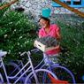 Plus de 1 000 herbes aromatiques sont répertoriées sur l'île (du romarin à l'immortelle, en passant par la lavande, le thym, la menthe ou la sauge). Ici Sandra Nikolich, la créatrice du Jardin Aromatique de Losinj fait découvrir son domaine.
