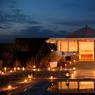 Vivre l'expérience du désert tout en restant dans le bon goût et le luxe sans ostentation, tel est le pari très réussi de The Serai situé près de Jaisalmer.