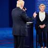 FIGHT CLUB.Les Américains pensaient que le niveau du débat présidentiel ne pouvait pas tomber plus bas. Celui du dimanche 9 octobre, organisé dans les locaux de l'université Washington de Saint-Louis (Missouri) et retransmis par la chaîne CNN, leur a démontré le contraire. Pour refaire son retard dans les sondages, Donald Trump a lancé à son adversaire Hillary Clinton qu'il l'expédierait en prison s'il était élu à la Maison-Blanche. Malgré ses attaques répétées et une meilleure maîtrise des dossiers que lors du premier face-à-face, le candidat républicain n'est pas parvenu à sauver les meubles. Ses propos salaces sur les femmes, enregistrés en vidéo il y a plus de dix ans et révélés l'avant-veille du débat, ont encore fait plonger les intentions de vote en sa faveur.
