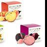« Gelato FIlled Fruit » - Ces fruits givrés mis au point par l'américain Divino, sont présentés dans un emballage nomade, avec une cuillère incluse. Idéal pour une consommation hors de chez soi. L'originalité des fruits choisis (kiwi, pêche et prune) en feront un produit phare du salon.