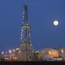 La mise en fonction du gisement pétrolier de Kachagan en mer Caspienne est entré en production ce dimanche. (Photo d'archive 2009)
