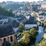 Luxembourg, cette capitale-village enjambe trois vallées et offre d'impressionnants dénivelés. En contrebas, la ville basse et la vallée de l'Alzette, véritable balcon sur la capitale.