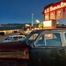En plein désert de Mojave, dans les motels de la ville de Kingman, ambiance «Happy Days».