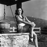 À Hollywood, en 1941.