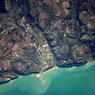 « Cette photo représente beaucoup pour moi : Dieppe, la ville où j'ai grandi ! On aperçoit mon lycée sur le cliché, juché sur les falaises qui surplombent la plage !»