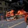VIOLENCE. La ville brésilienne de Rio a une nouvelle fois été, mercredi 1 février, le théâtre de manifestations contre le gel des dépenses publiques pendant 20 ans, mesure phare du programme de redressement économique du nouveau président de centre-droit Michel Temer.
