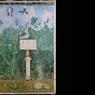 Peinture de jardin, Pompéi, maison du Bracelet d'Or, 30-35 après J.-C.