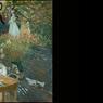 Claude Monet, Le Déjeuner, vers 1873, huile sur toile.