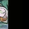 Pablo Picasso, Nu dans un jardin, 1934, huile sur toile