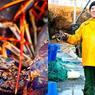 Le petit port de pêche de Roundstone rythme la vie de son village. Les pêcheurs locaux vont et viennent de jour comme de nuit, pour ramener de superbes prises et les vendre aux passants dès leur sortie de bateau.
