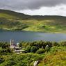 Le Glenveagh Castle, splendeur au style étrangement écossais nichée dans le Parc national de Glenveagh, au cœur du Donegal.