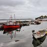Roundstone, ce vieux village de pêcheurs est considéré comme l'un des plus beaux villages du Connemara.