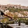 Outre la vue imprenable sur l'Acropole, la terrasse du petit boutique-hôtel«The Zillers» accueille un restaurant gourmet, où l'on sert une cuisine grecque de terroir remarquable de créativité.