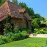 Les Jardins du Pays d'Auge, en Normandie.