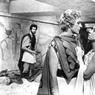 Richard Burton et Danielle Darrieux dans «Alexandre le grand» de Robert Rossen en 1956.