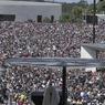 Samedi 13 mai, les fidèles se rassemblent à nouveau en masse dans la ville-sanctuaire portuguaise.