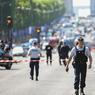 ATTENTAT RATÉ. Quatre membres de la famille de l'islamiste radicalisé, mort ce lundi 19 juin dans un attentat raté sur les Champs-Elysées, ont été placés en garde à vue. L'assaillant, Adam Dzaziri, 31 ans, était fiché S depuis 2015 et disposait d'une autorisation de détention d'arme. L'homme n'a pas fait d'autre victime que lui-même quand il a foncé contre un véhicule des gendarmes mobiles.