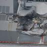 COLLISION. Ce lundi 19 juin, la marine américaine a identifié les sept marins retrouvés morts après une collision de leur destroyer avec un cargo au large du Japon. Le USS Fitzgerald avait été fortement endommagé côté tribord par un violent choc survenu dans la nuit de vendredi à samedi au large de la côte pacifique du Japon avec un porte-conteneurs beaucoup plus massif. La collision avait provoqué une entrée d'eau dans une salle des machines, la salle de radio et des espaces où dormaient les marins.