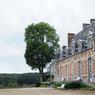 Le château du Tertre, près de Bellême (Orne), où Roger Martin du Gard (1881-1958), prix Nobel de littérature, vécut la majeure partie de sa vie. Il y écrivit notamment sa célèbre série Les Thibault.