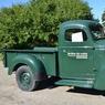 La camionnette tout-terrain utilisée par Elsie Reford pour transporter le terreau qu'elle troquait contre des saumons avec les fermiers du voisinage.