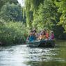Rien de tel qu'une petite barque pour s'aventurer sur les rieux et découvrir l'univers enchanteur des hortillonnages. Depuis quelques années, la Maison de la culture d'Amiens offre un service de location.