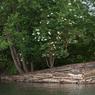 Avec «Pop-Up Island», construite sur une île aux berges dégradées située au milieu de l'étang de Clermont, le collectif MaDe allie protection et création artistique.