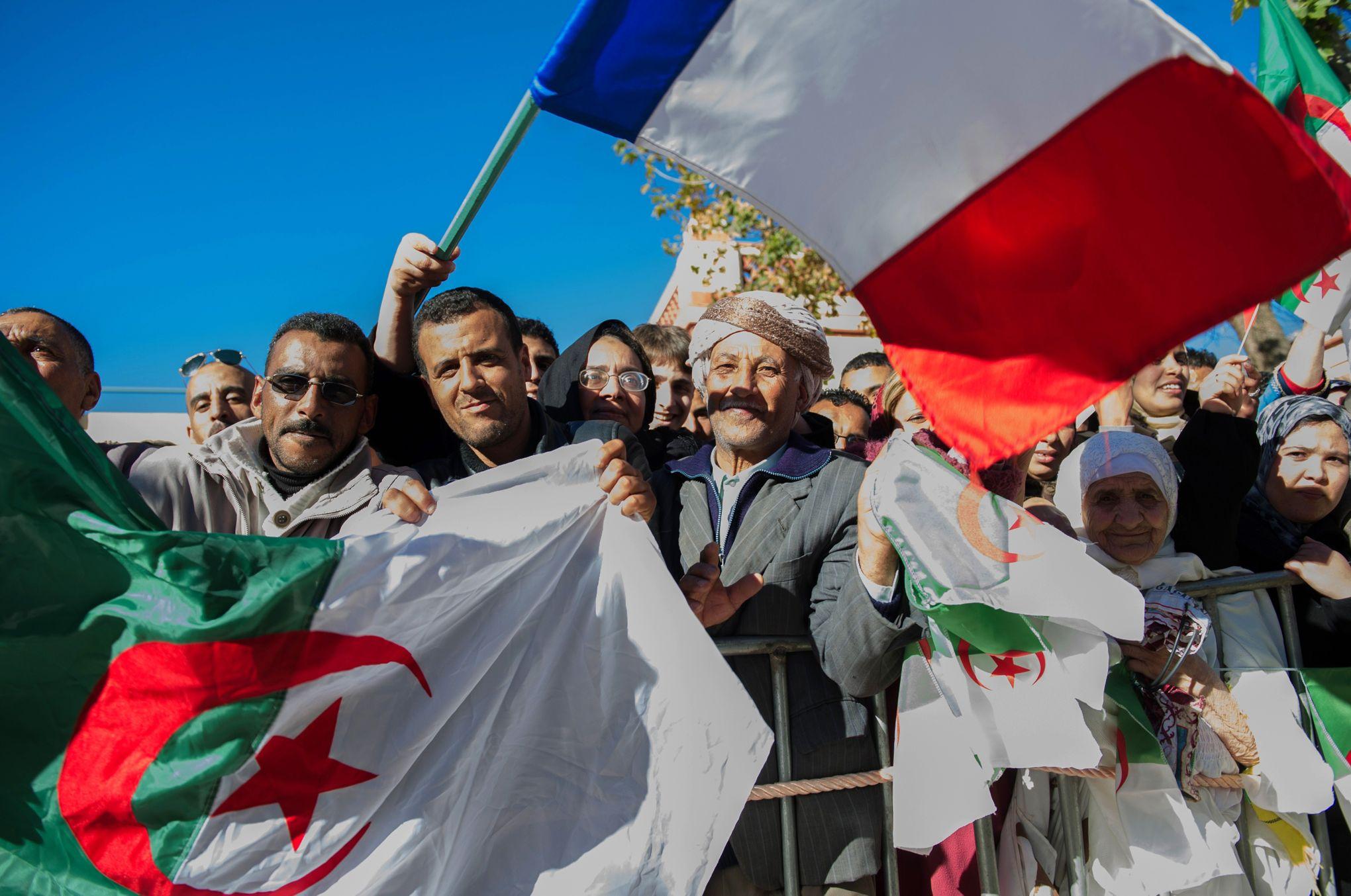 France alg rie une passion faite de ressentiment de - Service a the algerien ...