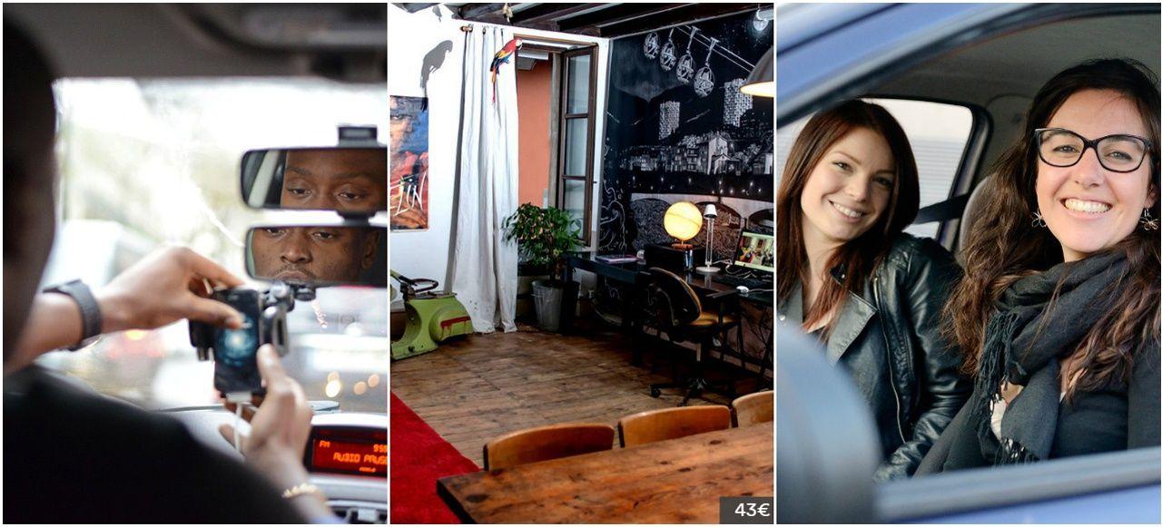 airbnb blablacar uber comment ils assurent leurs clients. Black Bedroom Furniture Sets. Home Design Ideas