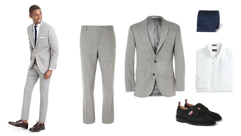 Homme comment s 39 habiller pour assister un mariage - Comment s habiller classe homme ...