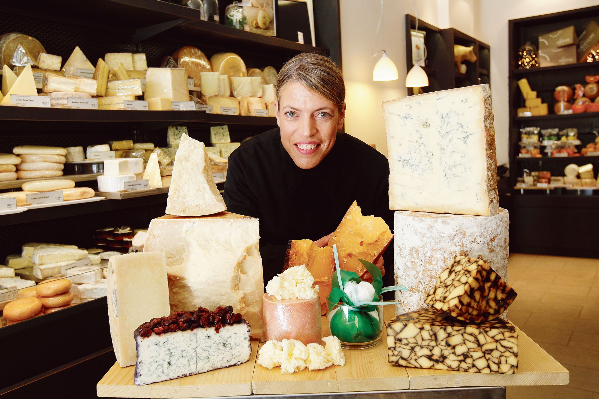Le hold up des fromages trangers for Le jardin fromager