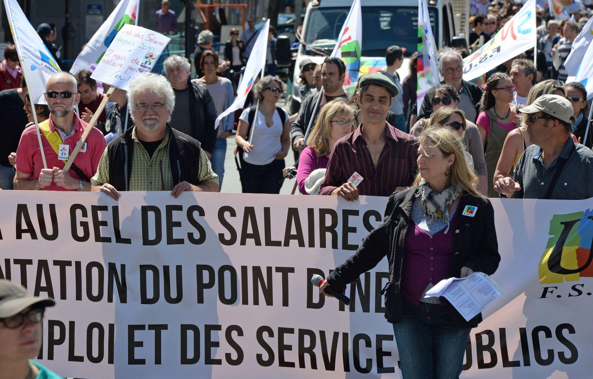 Comment les fonctionnaires sont ils r mun r s - Grille des salaires des fonctionnaires ...