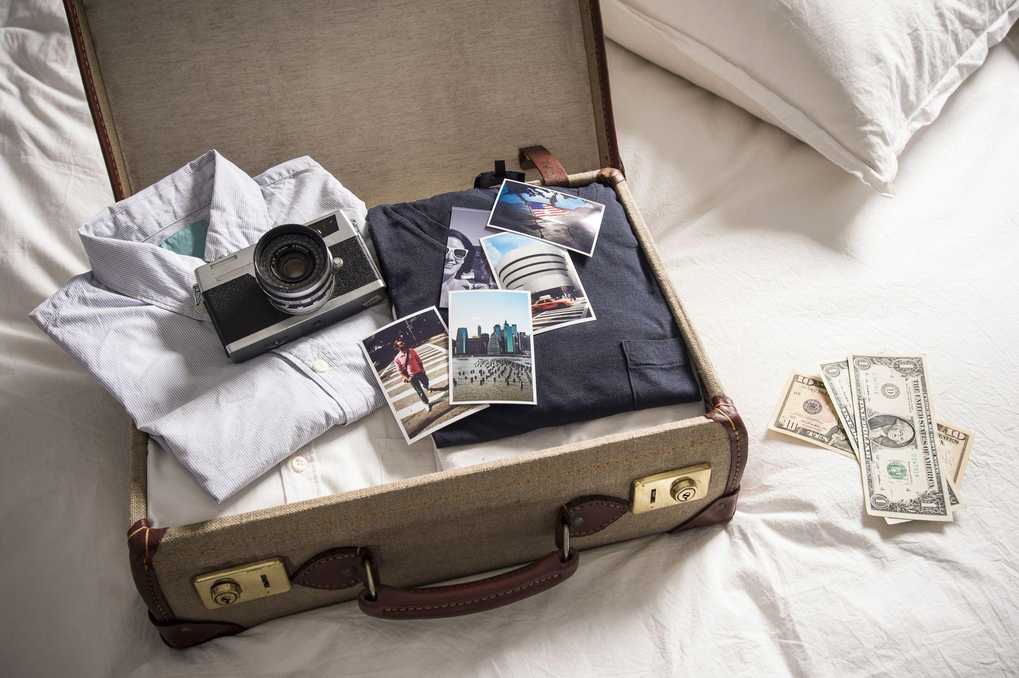 conseils pour bien faire sa valise