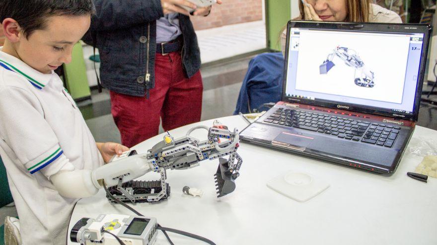 lego ev3 cyborg arm instructions