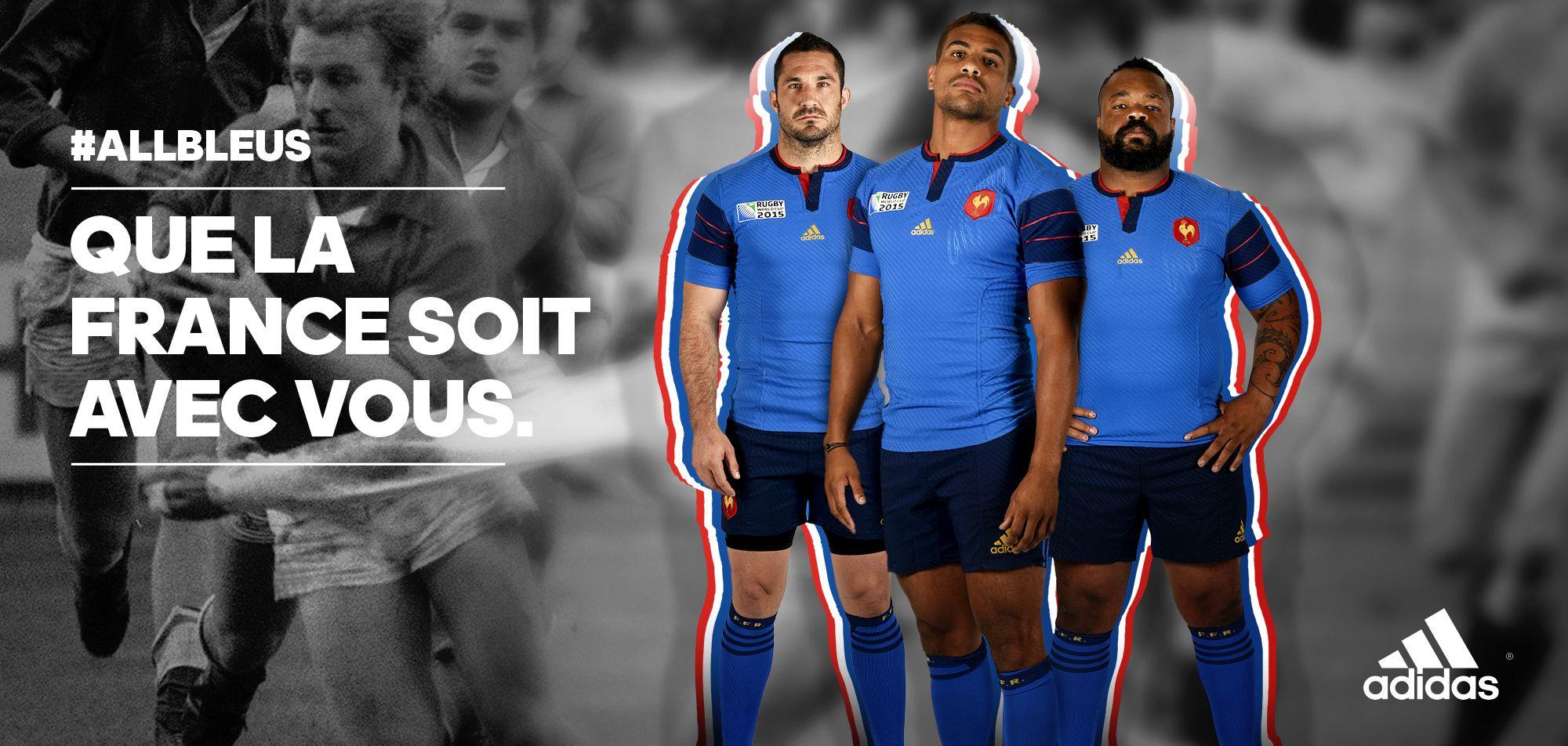 La tenue du xv de france pour le mondial - Resultats coupe du monde de rugby 2015 ...