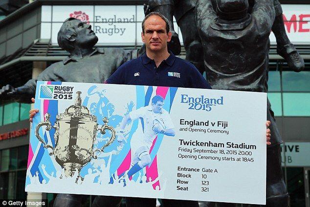 Coupe du monde de rugby billets ill gaux la vente - Billet coupe du monde de rugby ...