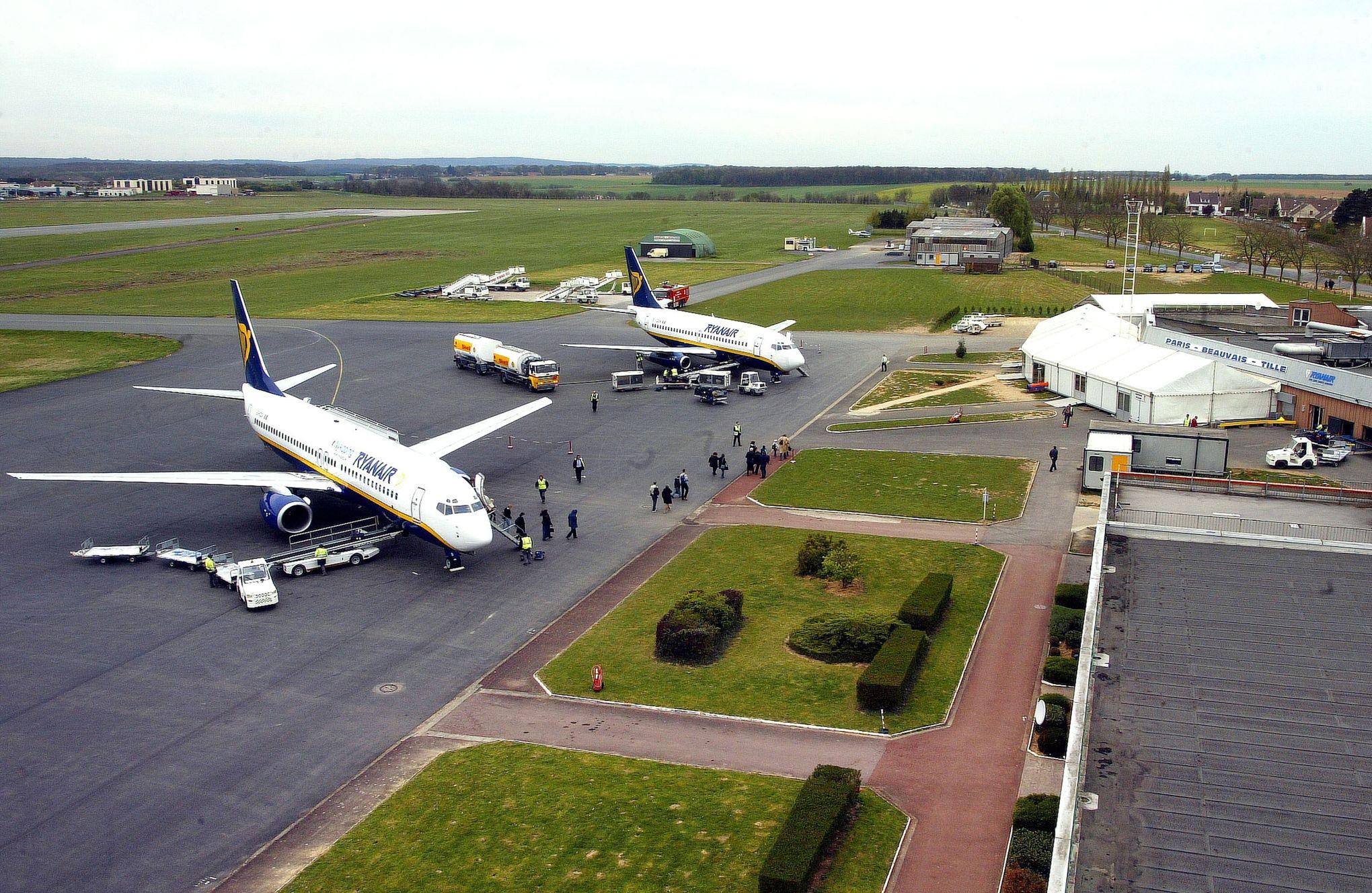 Son aéroport encore classé parmi les pires au monde — Beauvais