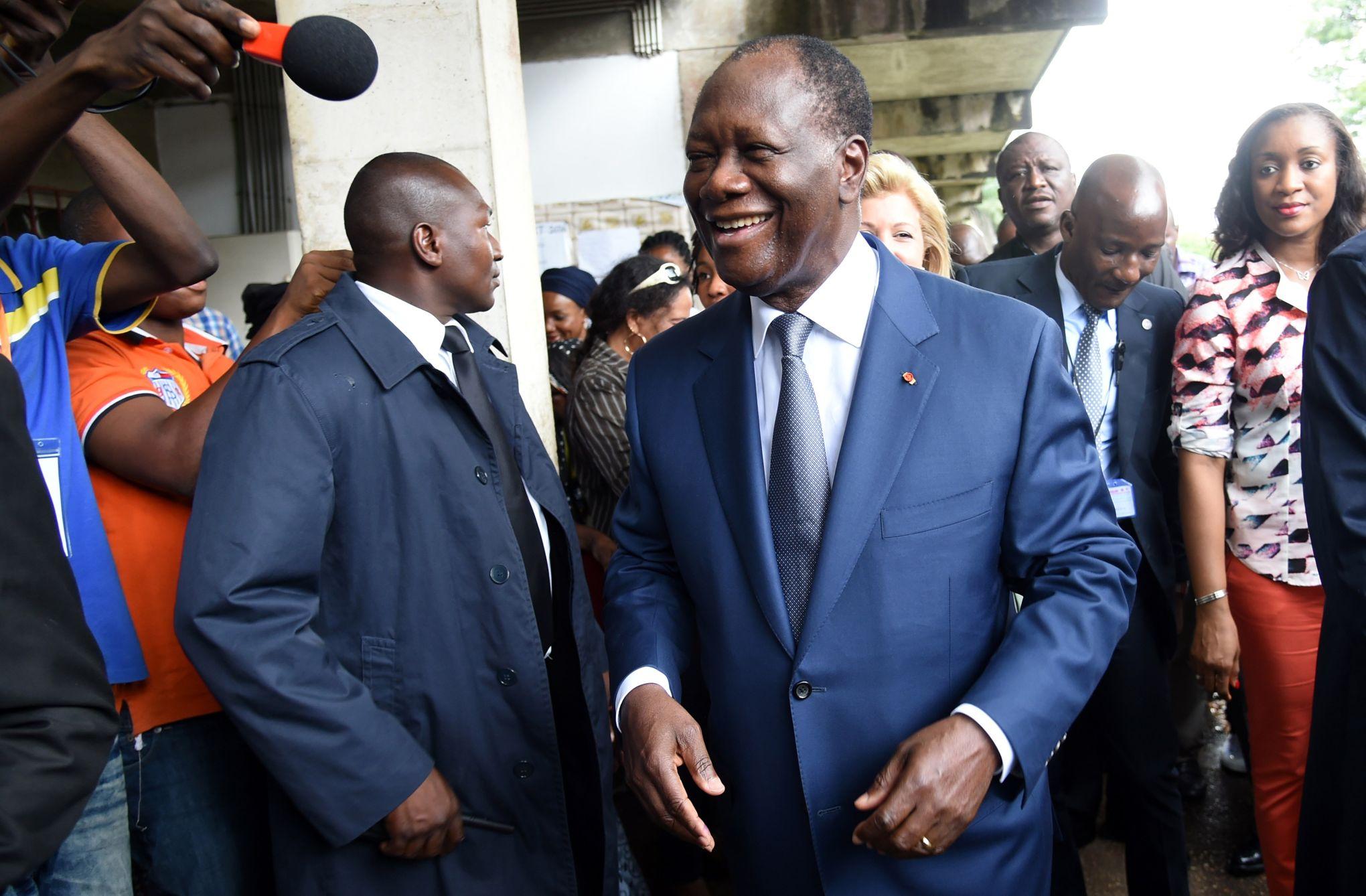 Afrique Présidentielle - cover