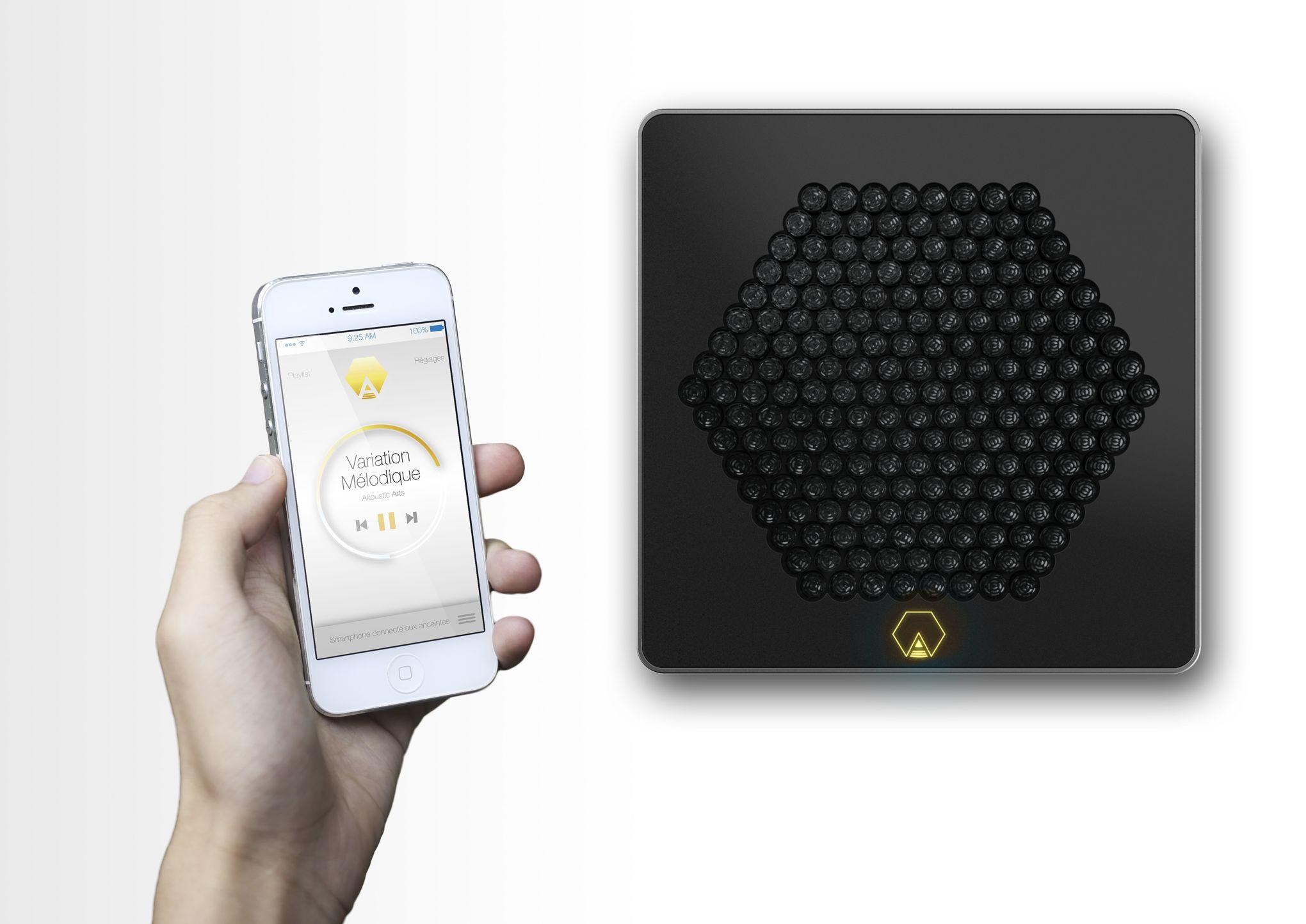 une enceinte ultra pr cise pour remplacer son casque audio. Black Bedroom Furniture Sets. Home Design Ideas