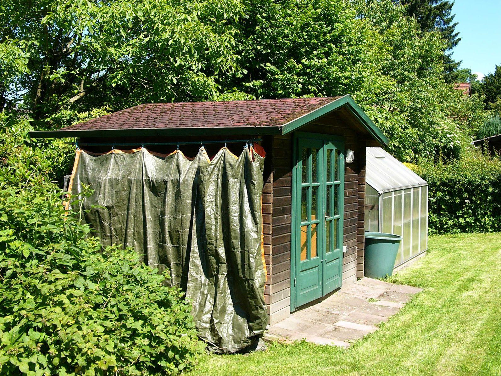 La taxe cabane de jardin provoque des remous for Cabane de jardin 2m2