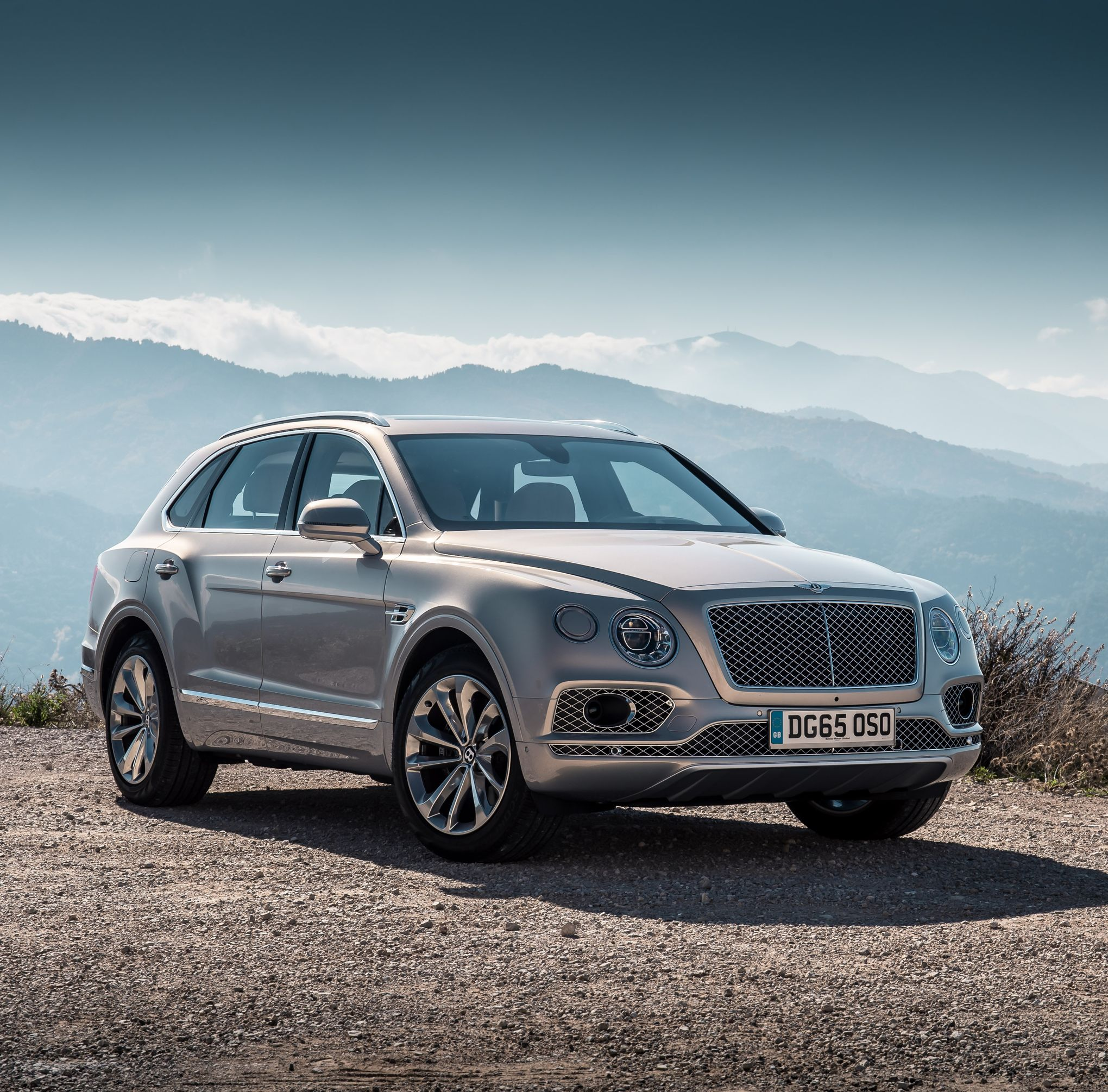 Avec Le Bentayga, Bentley Signe Sa Conversion Au SUV