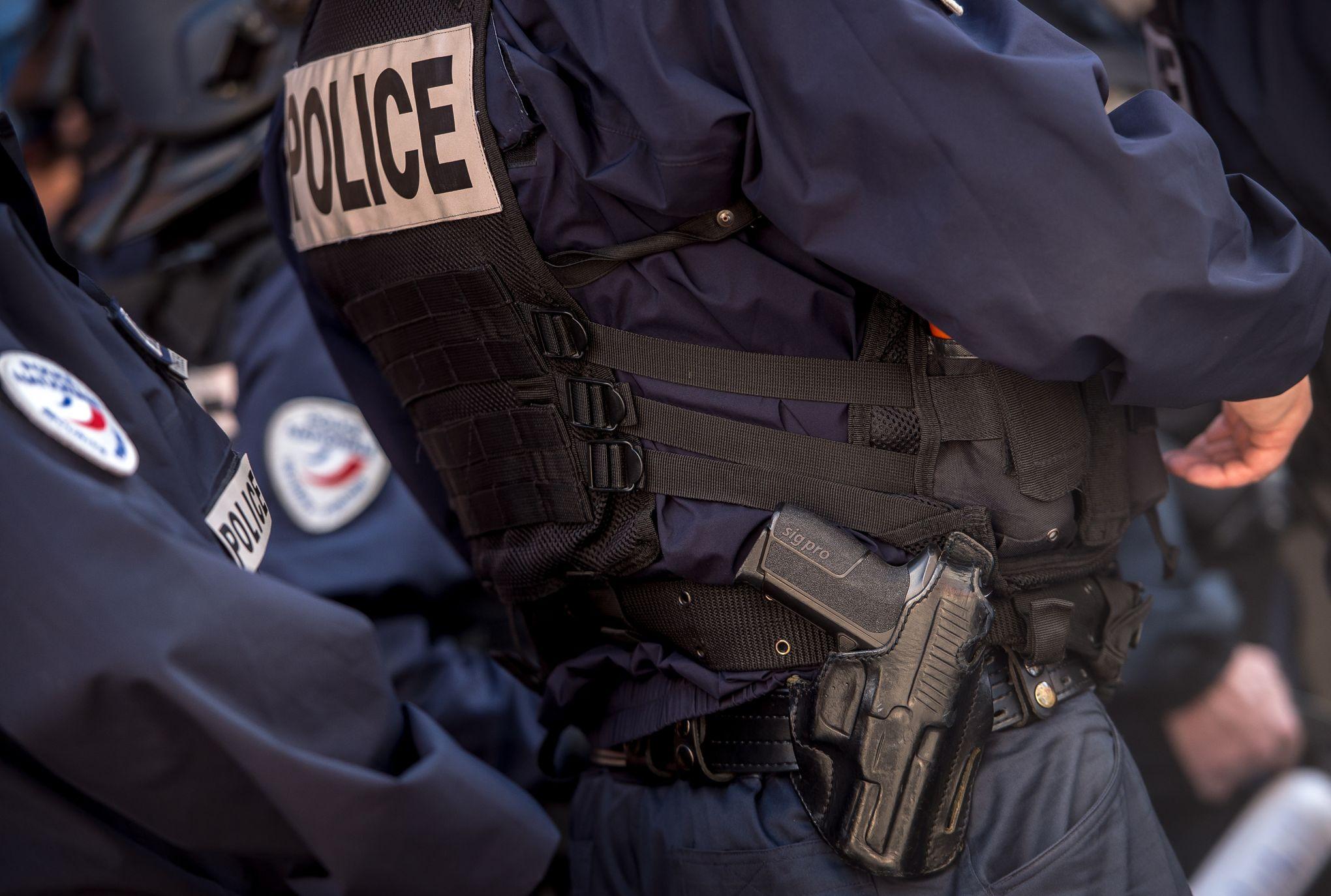 La police homosexuelle de Humberside
