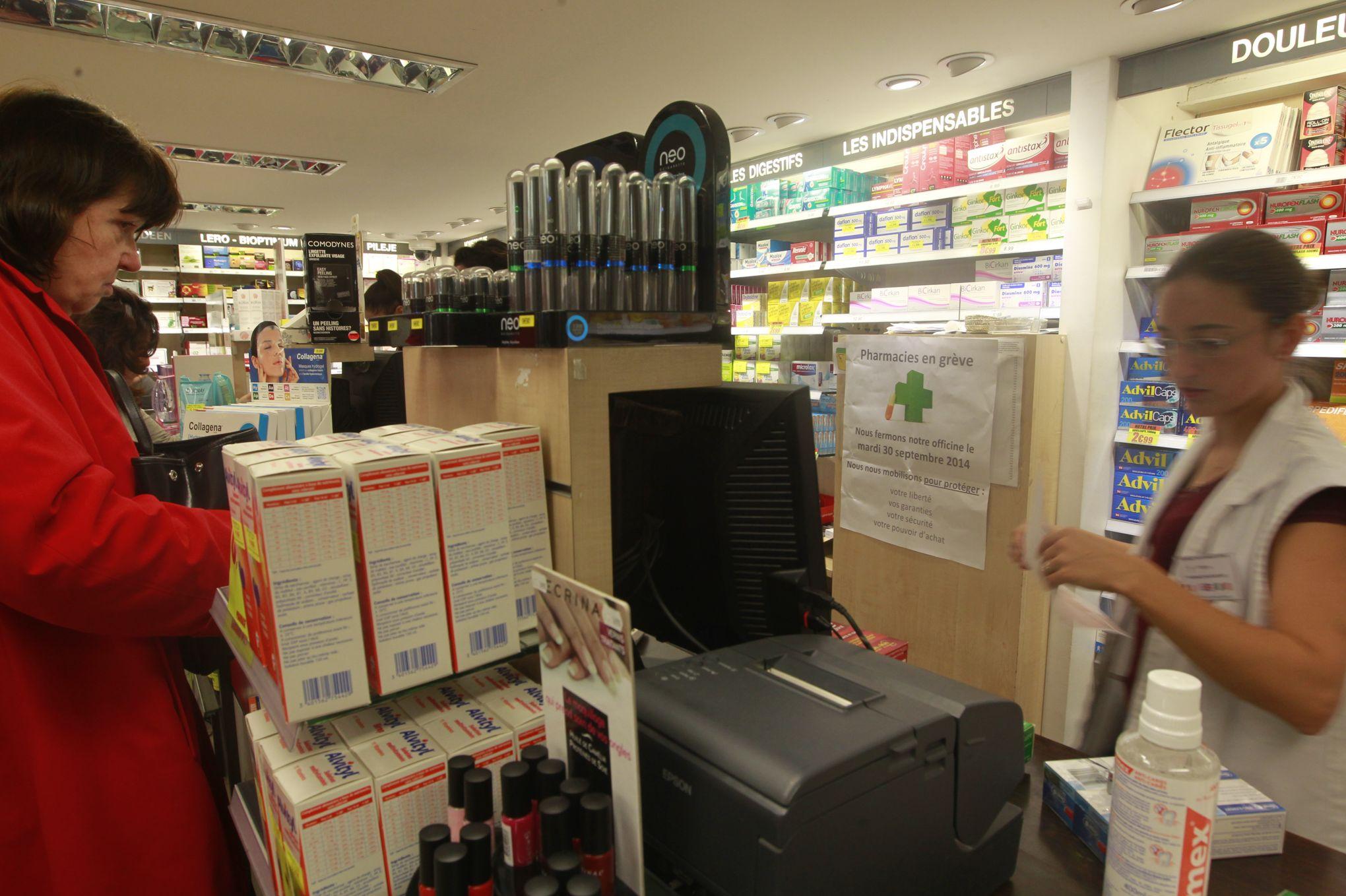 Médicaments en vente libre : quels laboratoires sont dans