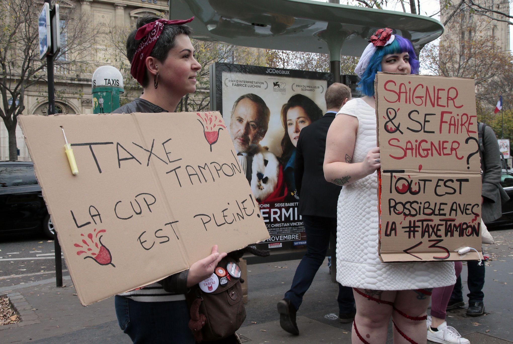 """La """"taxe tampon"""" à 5,5% devient finalement réalité"""