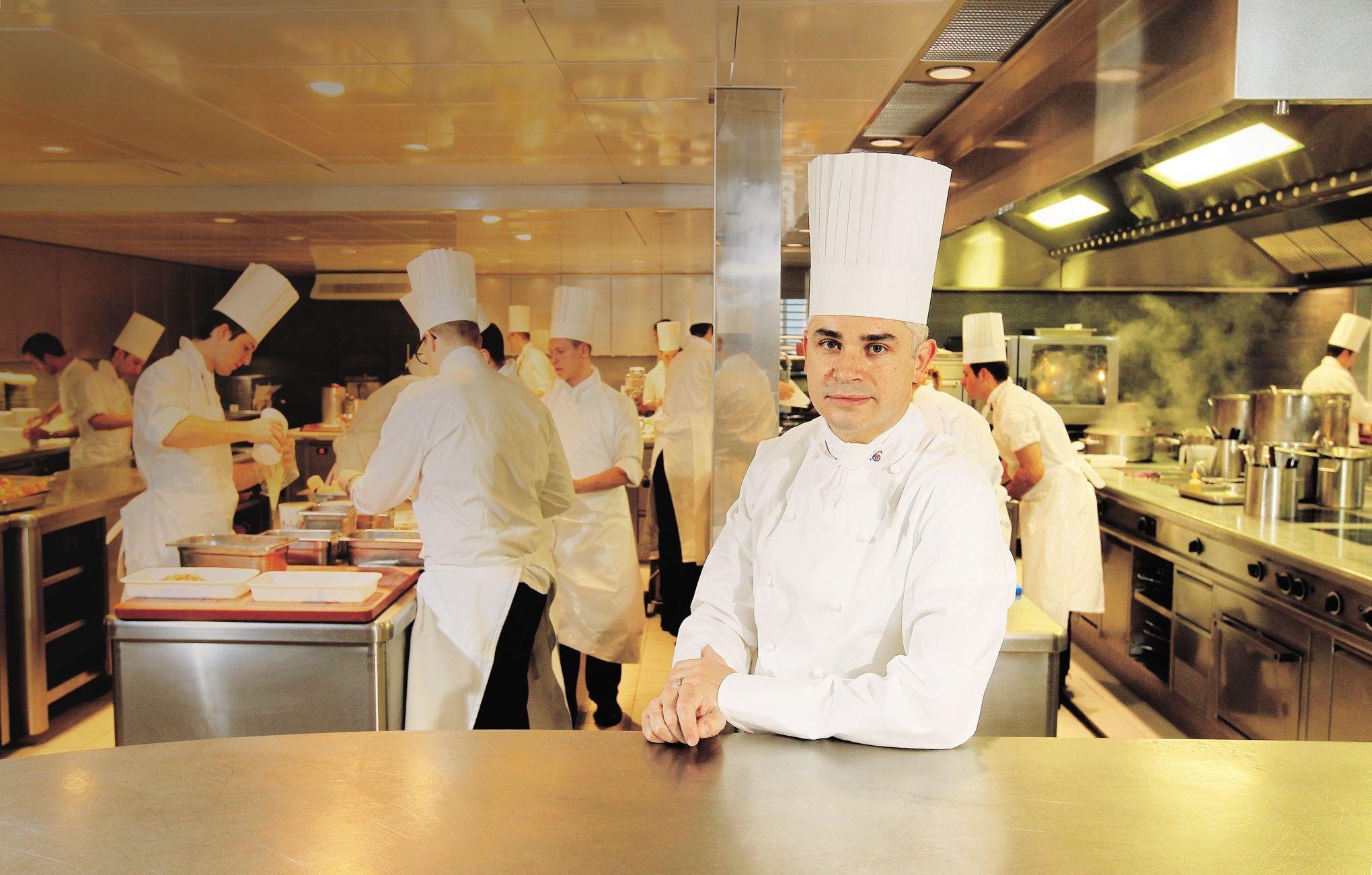 Le fran ais beno t violier meilleur chef au monde - Meilleur cuisine au monde classement ...